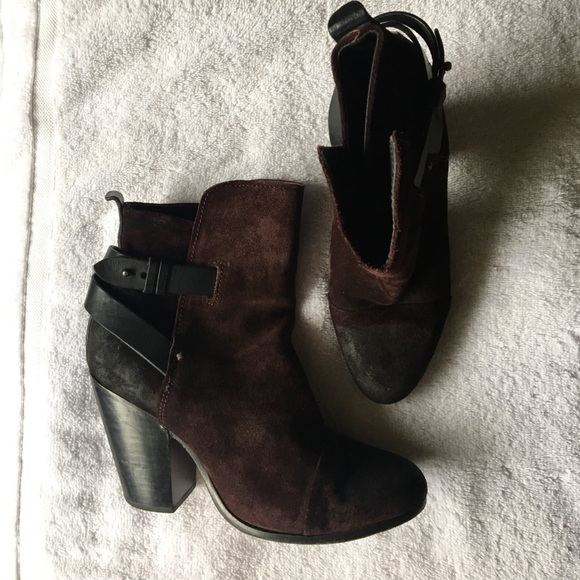 78 off rag bone shoes flash sale rag bone kinsey ankle boots from carly 39 s closet. Black Bedroom Furniture Sets. Home Design Ideas