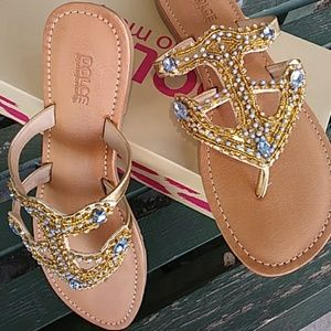 Mojo Moxy Shoes - **OFFER**Dolce Mojo Moxy nautical sandals size 9.5
