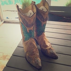 Corral Boots Shoes - Brand new cowboy boots