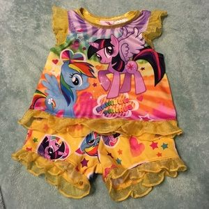 My Little Pony Other - My little pony pajamas