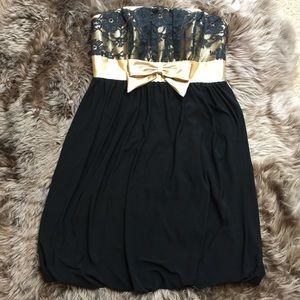 •• Gunne Sax McClintock • Vintage Cocktail Dress