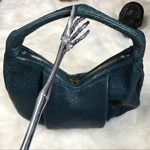 Alexander wang leather rockie Morgan hobo bag