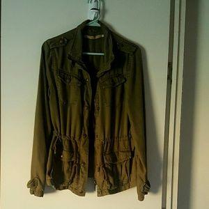 max jeans  Jackets & Blazers - Olive military jacket