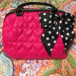 Betsey Johnson Handbags - Betsy Johnson