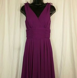 Patra Dresses & Skirts - Patra Purple Formal Dress