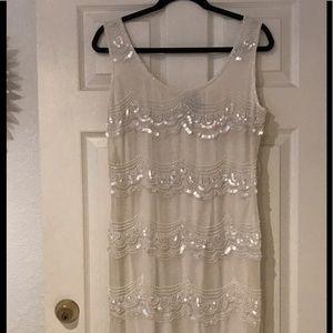 Pisarro Nights Dresses & Skirts - Pisarro Nights beaded dress