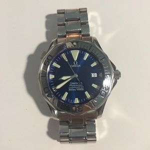 Omega Other - Original Omega Seamaster Certified by Omega store