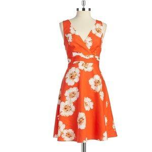 Ivanka Trump Floral Dress