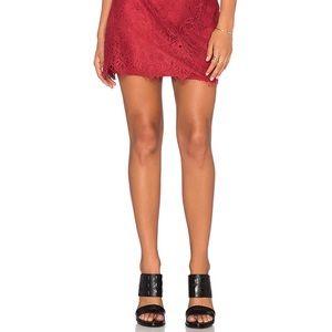BB Dakota Dresses -  BB Dakota Natalia lace dress from Revolve NWT