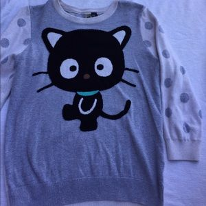 Chococat sweater top sanrio f21 size rare