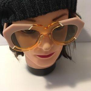 Karen Walker Accessories - NEW KAREN WALKER DUSTY PINK SUNGLASSES