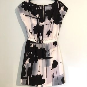 Dresses - brushstrokes dress for work and happy hour