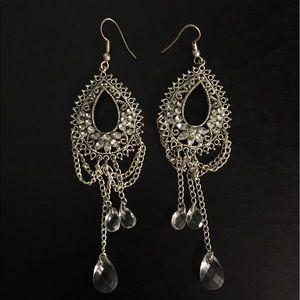 H&M Jewelry - Teardrop Dangle Earrings
