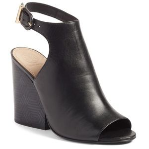 Tory Burch Shoes - Tory Burch Grove Open Toe Bootie