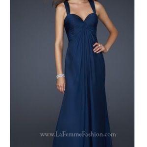 La Femme Dresses & Skirts - La Femme prom dress
