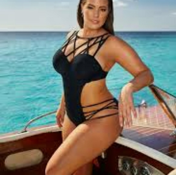 32c7e7f3a6 Ashley Graham Other - Iso Ashley Graham Swimsuits For All Strappy Suit