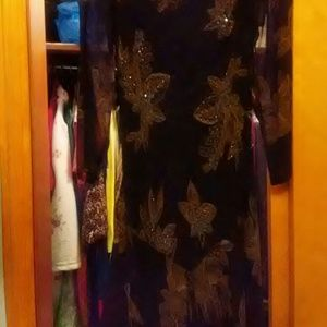 After 5 party dress