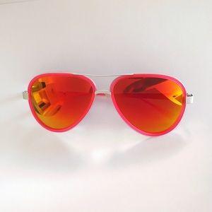 Barton Perreira Accessories - Italia independent mirrored aviator sunglasses