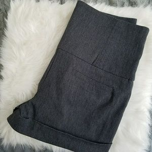 have Pants - High Waisted Gray Shorts Size Small
