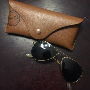 Ray-Ban Accessories - Ray Ban Aviator Sunglasses (kids size)