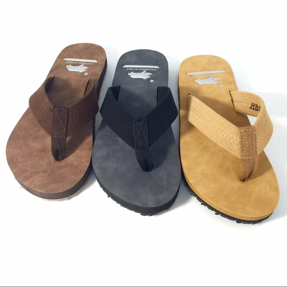 49 hbcali shoes new just in black suede sandals