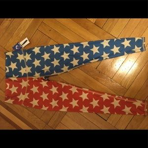 Without Walls Pants - Without walls hot pants leggings star power M NWT