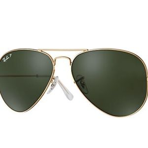 Ray-Ban Accessories - Ray-ban Classic Aviator size lens bridge 58-14