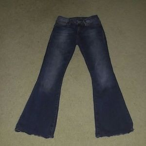 Mavi Denim - Mavis Mid Rise Flare Jeans
