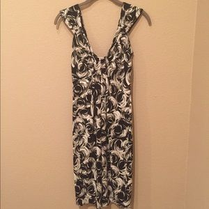 Black and white Maggy London dress