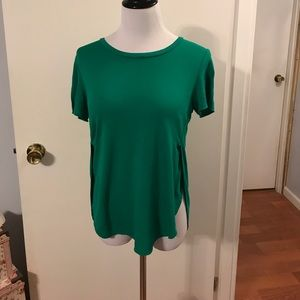 wilfred Tops - Wilfred green tee
