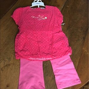 Absorba Other - ABSORBA Girls Outfit