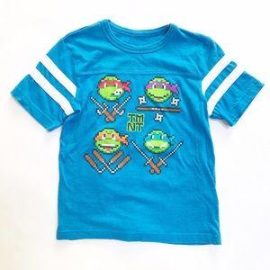 Nickelodeon Other - TMNT [boys] Blue Ninja Turtles Shirt