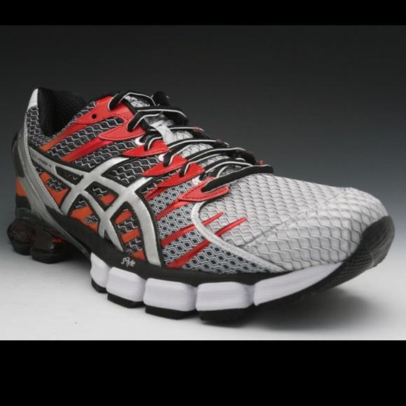 new product 7eeb2 9309b Men's asic gel kinsei 4 t139n running shoe sneaker