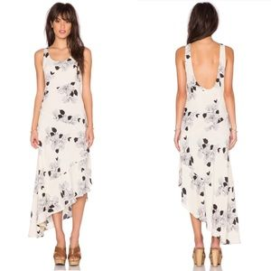 Privacy Please Dresses & Skirts - Backless Flowy Floral Dress
