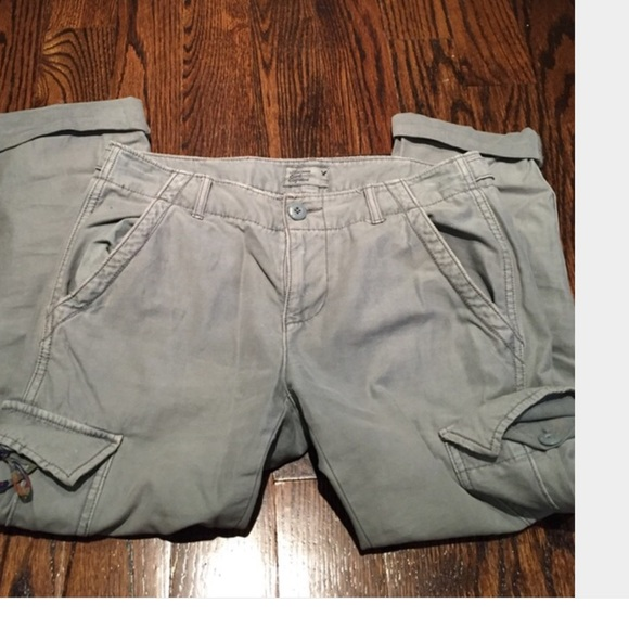 Simple Women39s Cargo Shorts  LOOP BLUE  American Eagle Outfitters  CARGO