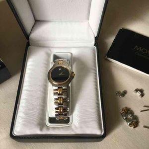 Movado Accessories - Two Toned Movado Watch
