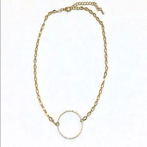 Jewelry - Open Circle Choker