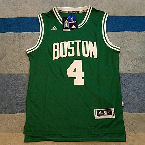 best sneakers 49be5 7a7d4 4 Isaiah Thomas Celtics Jersey Boutique