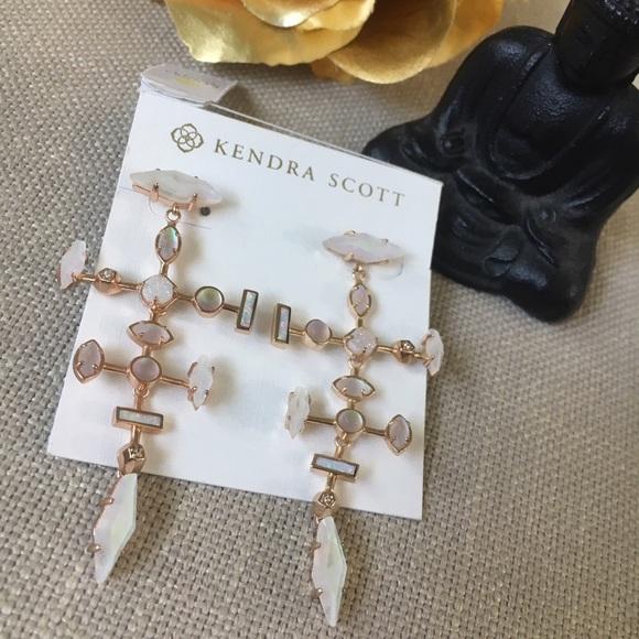 Kendra Scott Jewelry - Kendra Scott Teagan Chandelier Earrings
