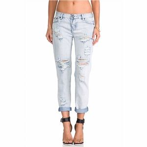 27 ONE TEASPOON AWESOME BAGGIES JEANS IN FIASCO