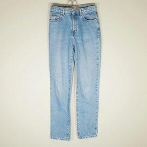 Calvin Klein Jeans Denim - Calvin Klein Mom Jeans High Rise