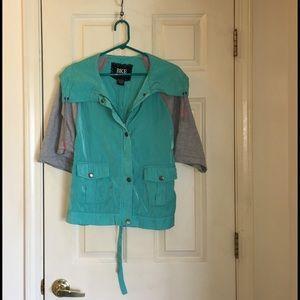 BKE Jackets & Blazers - BKE Hooded Jacket Size Small
