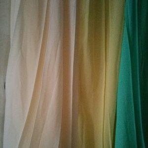 Signature 8 Dresses & Skirts - Signature 8 color block Maxi Skirt