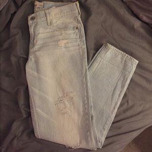 Hollister Denim - Hollister Distressed Denim Jeans