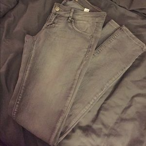 Garage Denim Skinny Jeans
