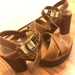 Sbicca Shoes - BUNDLE! 2 pairs Sbicca  heeled sandals!