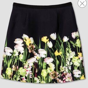 NWT Victoria Beckham target skirt