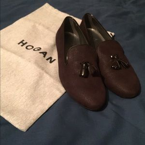 Hogan Shoes - 🎉Sale🎉Hogan SLIP ON with tassels
