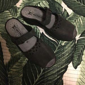 Mephisto Shoes - Mephisto slip on wedge