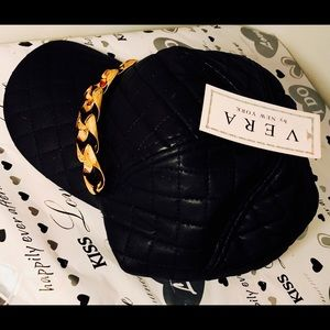 AKA New York Sweaters - Black Vera by New York hat